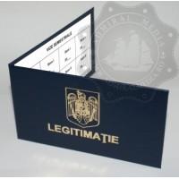 Legitimatii cartonate personalizate