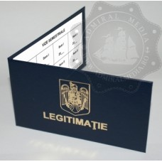 Legitimatii cartonate personalizate