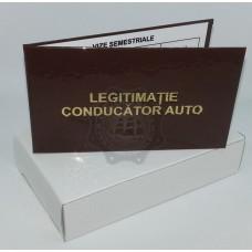 Set 6 Legitimatii conducator auto agreate ARR, Maro Gloss, 6x10cm