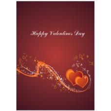 Felicitare Valentines Day model F-FVD-V1