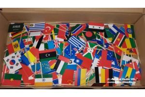 Set 195 stegulete scobitoare tarile independente ale lumii