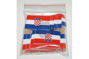 Set 50 stegulete scobitoare Croatia