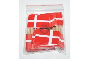 Set 50 stegulete scobitoare Danemarca