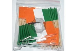 Set 50 stegulete scobitoare Irlanda