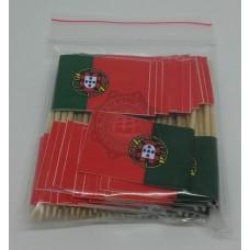 Set 50 stegulete scobitoare Portugalia